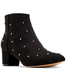 The Aurora Embellished Booties