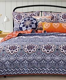 Greenland Home Fashions Medina Bonus Set, 5-Piece King