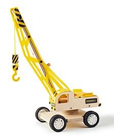 Wooden Lifting Crane DIY Kit