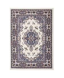 "Global Rug Design Choice CHO13 Ivory 7'8"" x 10'7"" Area Rug"