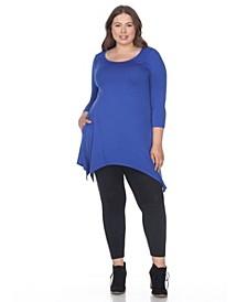 Plus Size Makayla Tunic /Top