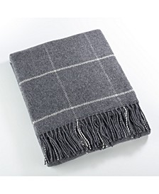 Windowpane Throw