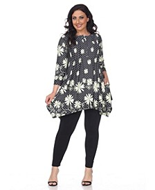 Plus Size Magdalena Tunic/Top
