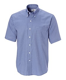 Men's Short Sleeve Nailshead Shirt