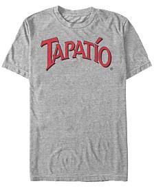 Tapatio Men's Hot Sauce Text Logo Short Sleeve T-Shirt