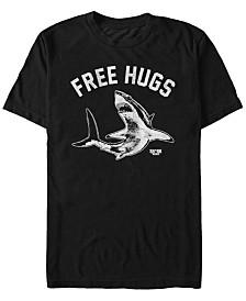 Shark Week Discovery Channel Men's Free Hugs Short Sleeve T-Shirt
