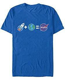 Men's Emoji Story Short Sleeve T-Shirt