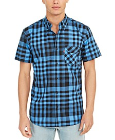 Men's Hodge Plaid Shirt