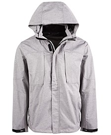Men's Tournament Series Hooded Jacket