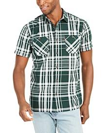 Men's Branden Plaid Shirt