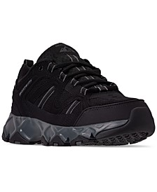 Men's Relaxed Fit Crossbar Trail Training Sneakers from Finish Line