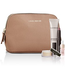 Receive a Complimentary 5pc Gift with any $75 Laura Mercier Purchase