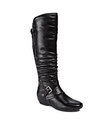 Baretraps Rebound Technology Pabla Tall Shaft Wide Calf Boots