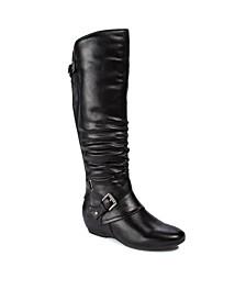 Baretraps Rebound Technology Pabla Tall Shaft Wide Calf Boots