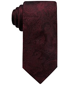 Ryan Seacrest Distinction Men's Aberdeen Paisley Tie