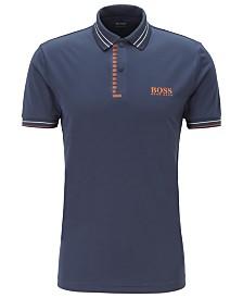 BOSS Men's Paule Pro 1 Slim-Fit Golf Polo Shirt