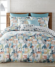 Marley King 3 Piece Comforter Set