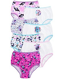 Toddler Girls 7-Pk. Cotton Underwear