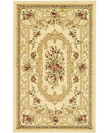 Belvoir Blv3 Ivory Area Rug Collection