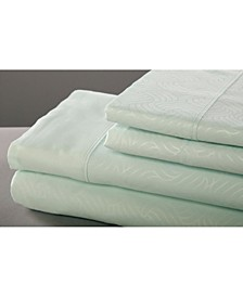6 Piece Microfiber Sheet Set, Queen
