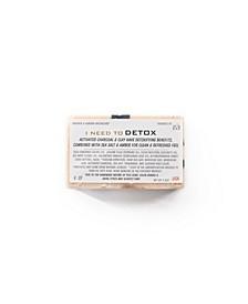 Need To Detox Bar Soap