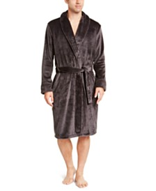 Club Room Men's Shawl-Collar Robe, Created For Macy's