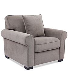 "Ladlow 40"" Fabric Chair"