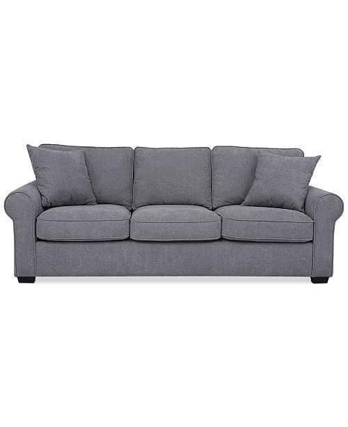 Awesome Ladlow 90 Fabric Sofa Machost Co Dining Chair Design Ideas Machostcouk