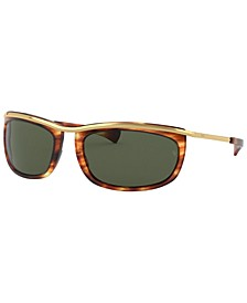 OLYMPIAN I Sunglasses, RB2319 62