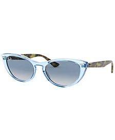 NINA Sunglasses, RB4314N 54