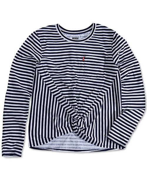 Levi's Toddler Girls Twisted Top