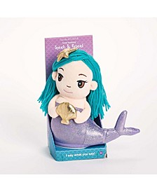 Speak-Repeat Plush Mermaid in Gift Box