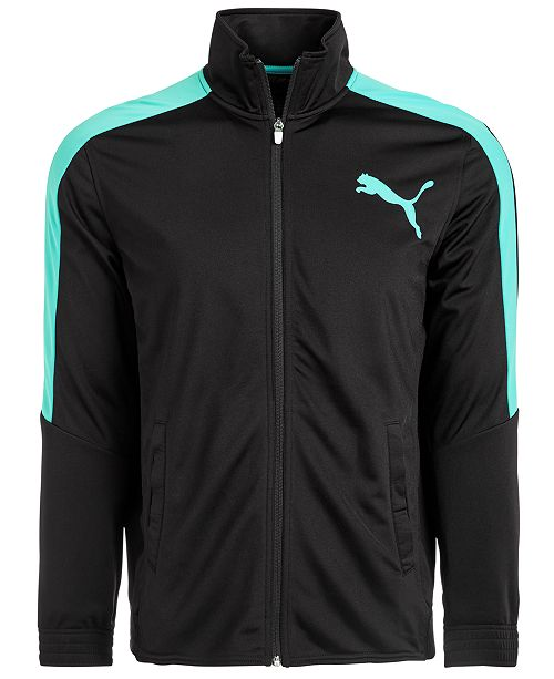 Puma Men's Colorblocked Track Jacket & Pants