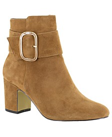 Klaire Ankle Booties