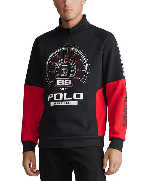 Polo Ralph Lauren Men's Fleece Funnelneck Sweatshirt