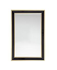 Martha Stewart Hudson Rectangle Accent Mirror