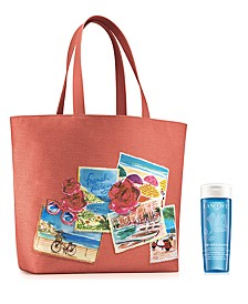 Get a FREE Tonique Radiance Travel Size and Tote Bag with the purchase of 2 Lancôme Jumbos