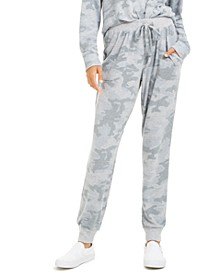 Juniors' Cozy Jogger Pants