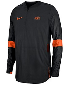 Men's Oklahoma State Cowboys Lightweight Coaches Jacket