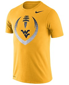 Nike Men's West Virginia Mountaineers Legend Icon T-Shirt