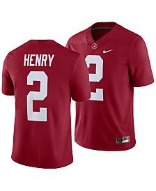 Nike Men's Derrick Henry Alabama Crimson Tide Player Game Jersey