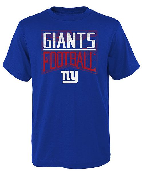 Outerstuff Big Boys New York Giants Energy T-Shirt