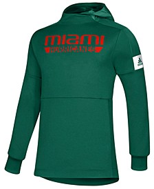 Men's Miami Hurricanes Game Mode Hooded Sweatshirt