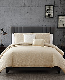 Crackle 6-Pc. Duvet Cover Sets