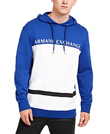 Men's Colorblock Logo Hoodie, Created For Macy's