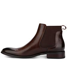 Men's Suit Chelsea Boots