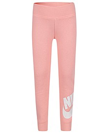 Little Girls Futura Fleece Jogger Pants