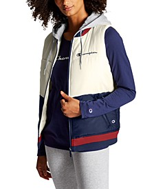 Women's Stadium Hooded Puffer Jacket