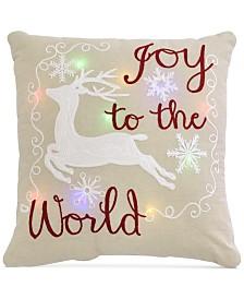 Light Up Decorative Pillow