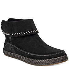 Women's Varney Moccasin Booties